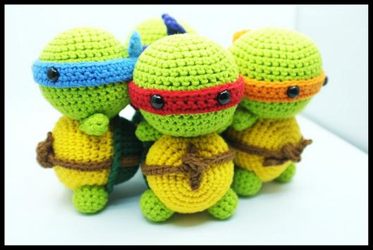 How to knit AMIGURUMI step by step screenshot 2