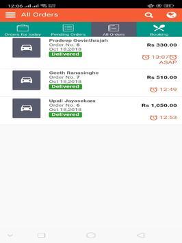 Amma Restaurant App screenshot 15