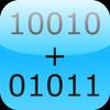 二进制计算器 图标