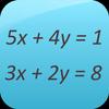 线性方程组的求解器 图标