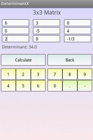 Matrix Operations for Android - APK Download