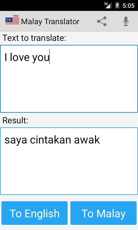 Malay English Translator For Android Apk Download