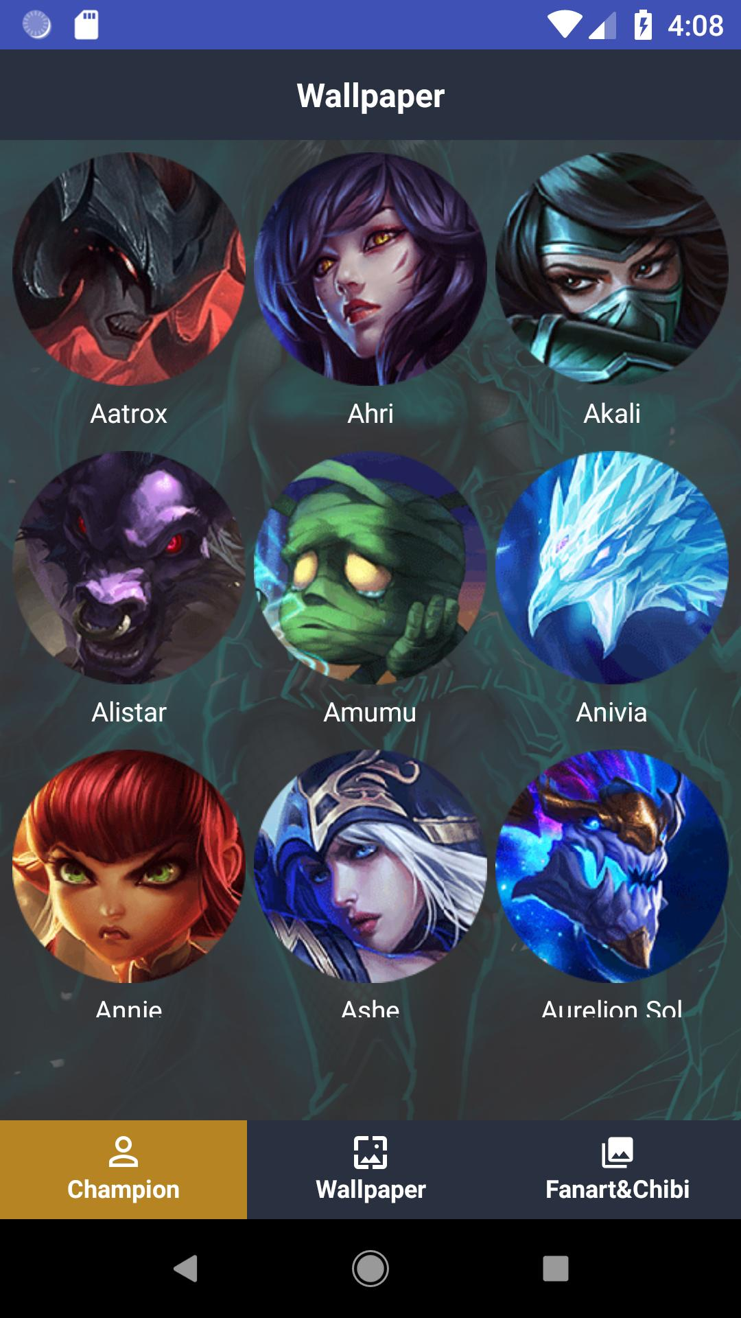 Legends Wallpapers Hd Of League Lol 2018 For Android Apk
