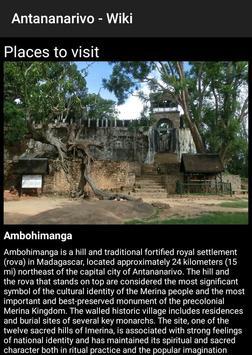 Antananarivo - Wiki screenshot 1