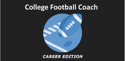 College Football Coach: Career Edition (v1.4)
