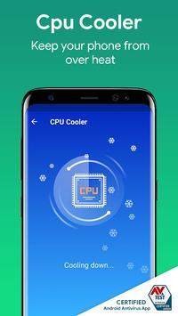 Virus Cleaner - Antivirus, Booster & Phone Clean syot layar 4