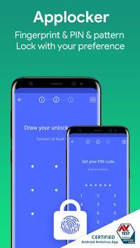 Virus Cleaner - Antivirus, Booster & Phone Clean syot layar 1