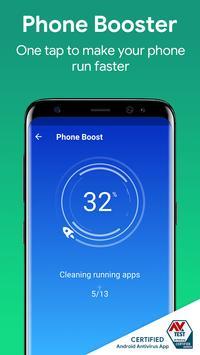 Virus Cleaner - Antivirus, Booster & Phone Clean syot layar 3