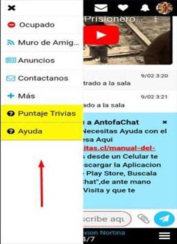 AntofaChat | RadioChat 24/7 screenshot 4