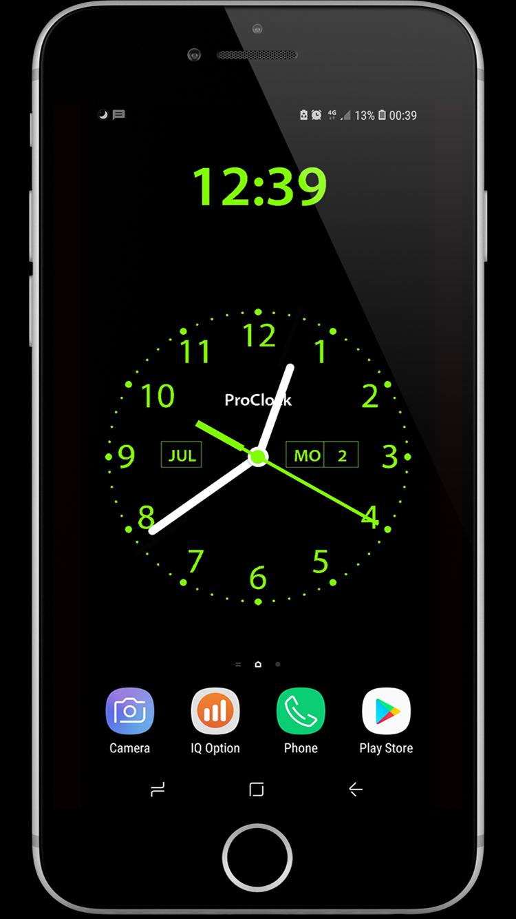 Analog Clock Clock Live Wallpaper For Android Apk Download