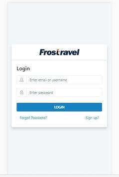 FrostTravel screenshot 1