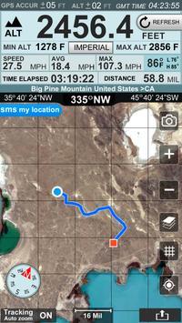 GPS Altimeter Ekran Görüntüsü 1