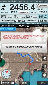 GPS Altimeter Ekran Görüntüsü 4