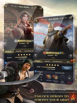 الإمبراطورية العثمانية - ملكة الإمبراطورية تصوير الشاشة 7