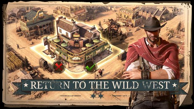 Frontier Justice-Return to the Wild West poster