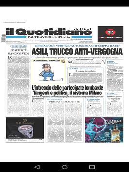 Quotidiano del Sud screenshot 2