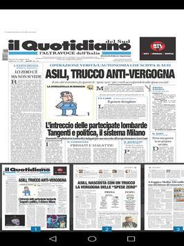 Quotidiano del Sud screenshot 3