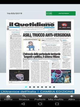 Quotidiano del Sud screenshot 5