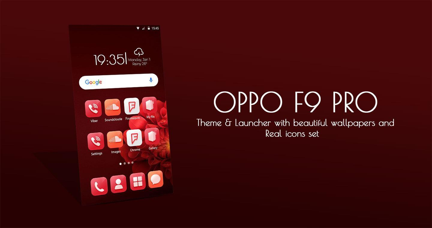 Theme for Oppo F9 Pro for Android - APK Download