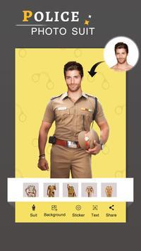 Police Photo Suit screenshot 1