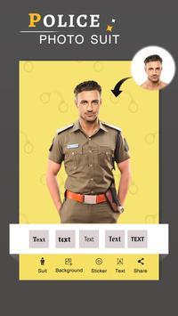 Police Photo Suit screenshot 4