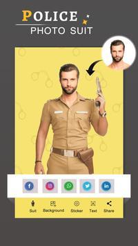 Police Photo Suit screenshot 5