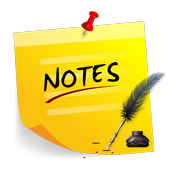 Daily Notepad : Color Notes & Reminders icon