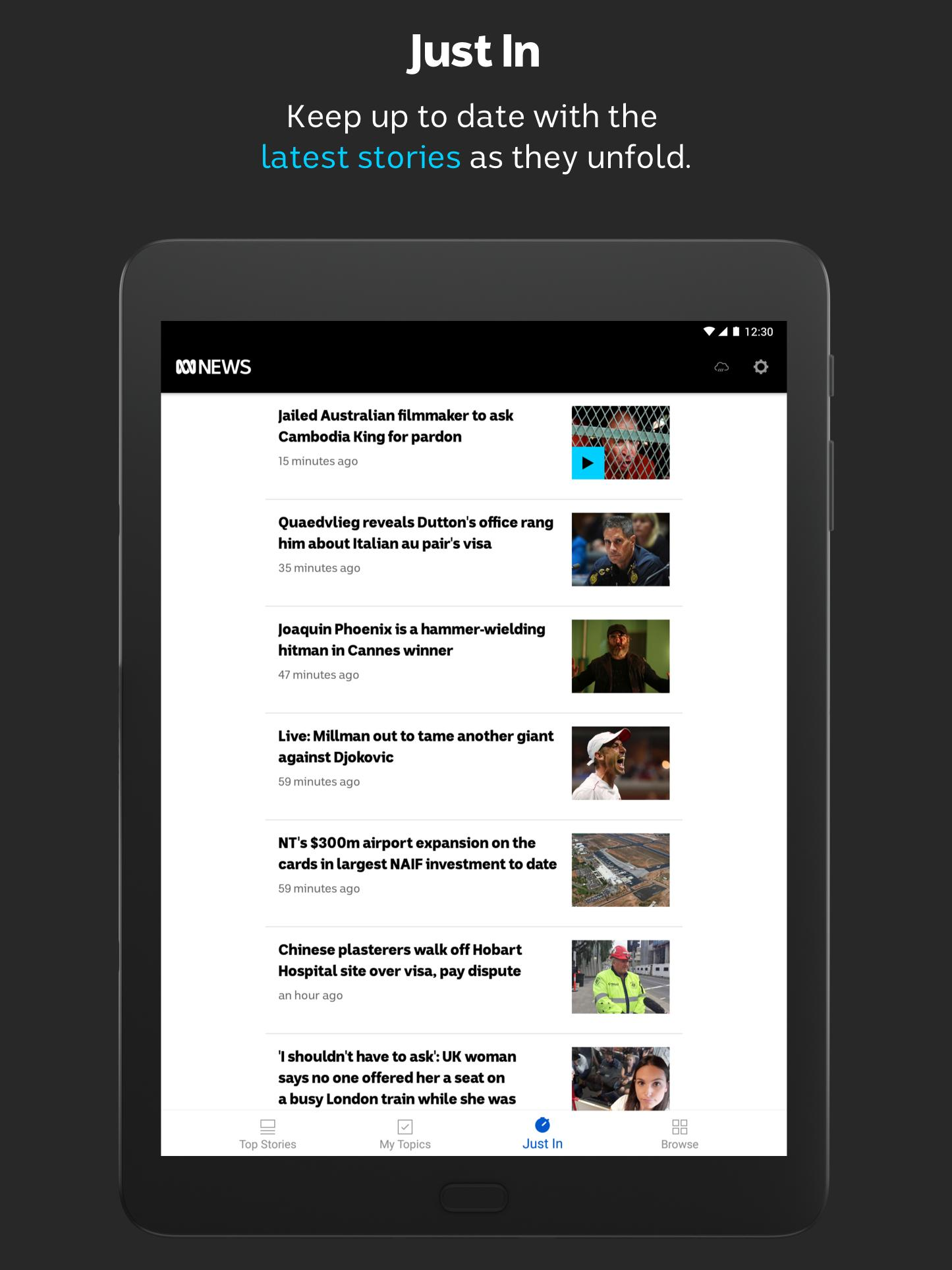 ABC NEWS for Android - APK Download