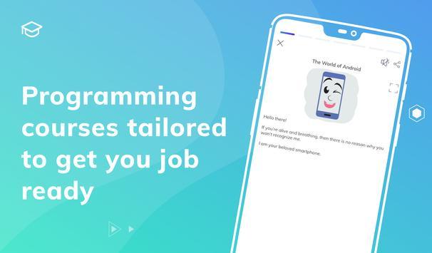 1 Schermata Learn Android App Development - Android Tutorials