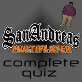 SA:MP Quiz - Cat de bine stii SAMP? icon