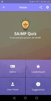 SA:MP Quiz - Cat de bine stii SAMP? screenshot 2