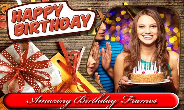Happy Birthday Photo Frames screenshot 2