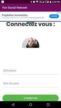 Fun Social Network screenshot 1