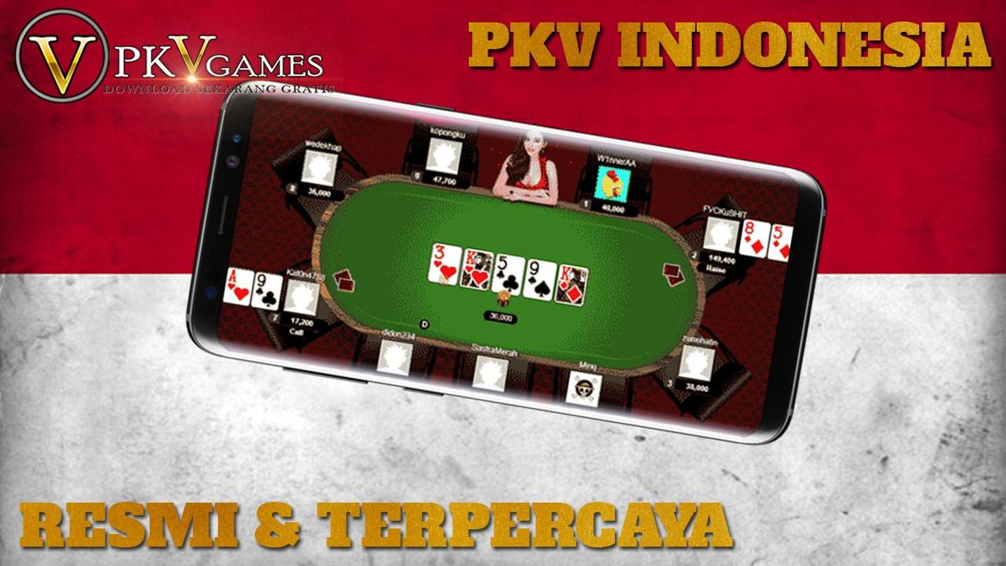 PKV GAMES PKV INDONESIA VIP.apk_PKV GAMES PKV INDONESIA VIP app Free  Download For Android