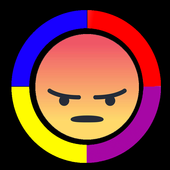 Angry Color Jump icon