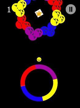 Angry Color Jump screenshot 1