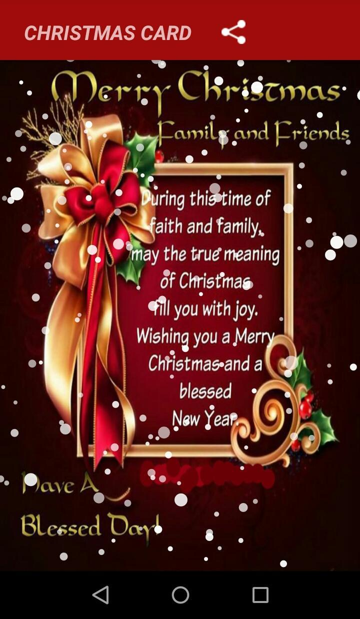 Christmas Cards 2019 For Android Apk Download