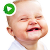 ANIMATED Babies WastickerApps icon