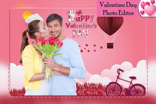 Valentine's Day Photo Editor 2019 screenshot 2