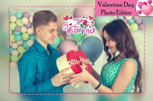 Valentine's Day Photo Editor 2019 screenshot 3