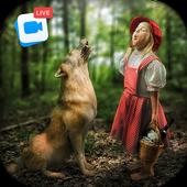 Live Animal Photo Editor : Cinemagraph Animation icon