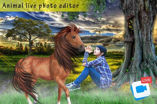 Live Animal Photo Editor : Cinemagraph Animation screenshot 4