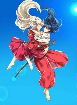 Wallpaper Anime Kagome X Inuyasha ảnh chụp màn hình 5