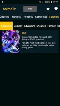 Anime Tv - Watch Anime Online Free screenshot 1