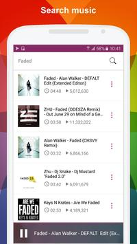 Free Music: FM Radio & MP3 Player screenshot 3