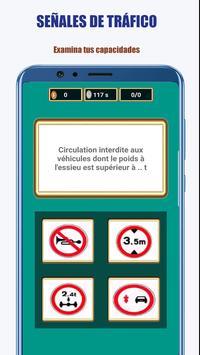 Señales de trafico - DGT carnet de conducir Poster