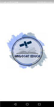 Angosat Educa poster
