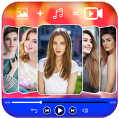 Slide Show Maker With Song And Transition icon