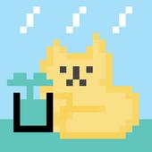 비가 오는 냥엔 icon
