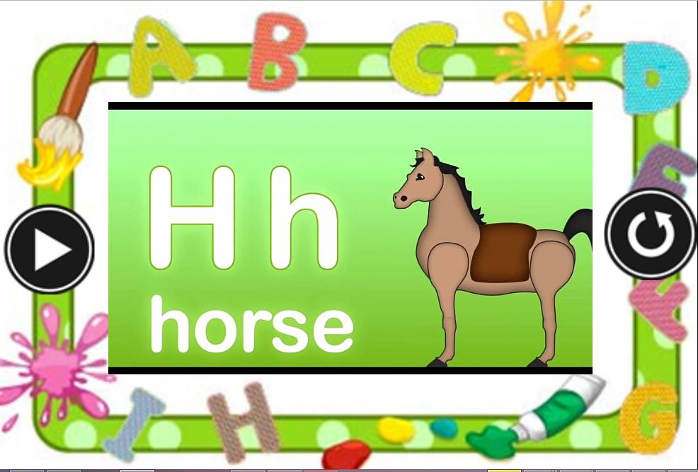 abc alphabet phonic sound - rhymes for kids for Android - APK Download